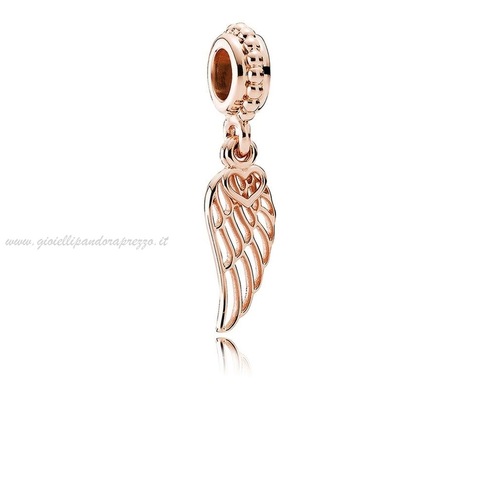 Pandora Gioielli Amore Guidance Dangle Charm Rose poco prezzo