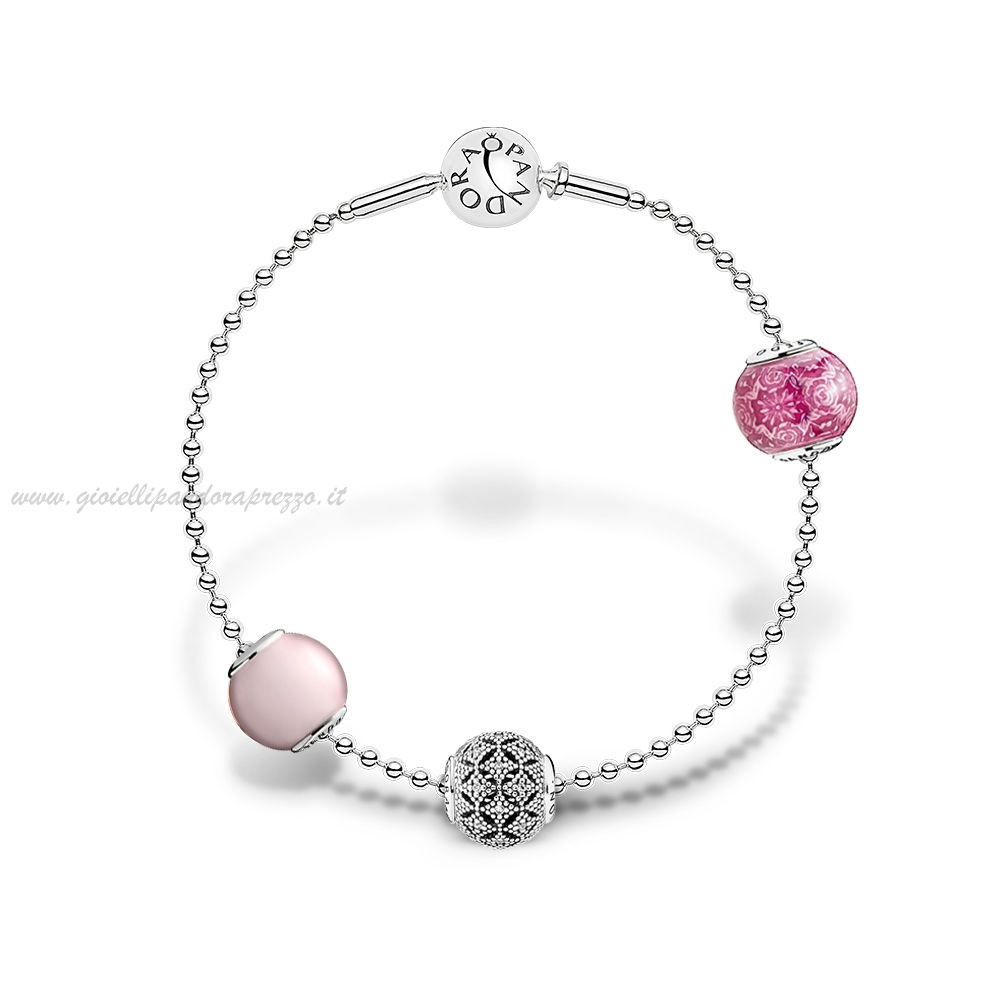 Pandora Gioielli Freedom And Compassion Essence Bracelet poco prezzo